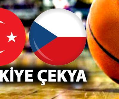 Türkiye Çek Cumhuriyeti basketbol maçı ne zaman, saat kaçta, hangi kanalda?