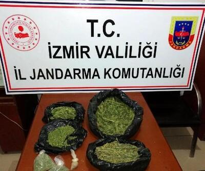 Tire'de uyuşturucu operasyonunda 3 gözaltı