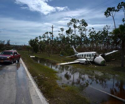 Bahamalar'ı vuran Dorian Kasırgası'nda ölenlerin sayısı 30'a yükseldi