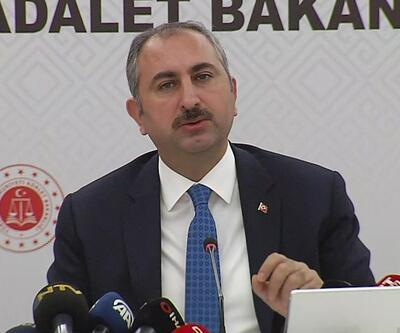 Yargı reform paketiyle ilgili Bakan Gül'den önemli mesajlar