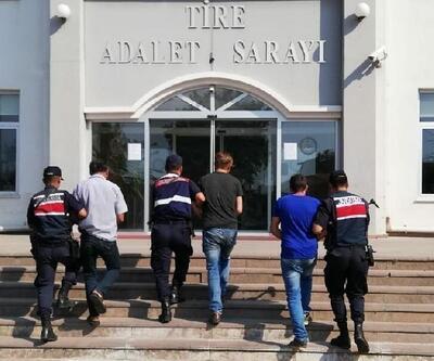Tire'de uyuşturucuya 1 tutuklama