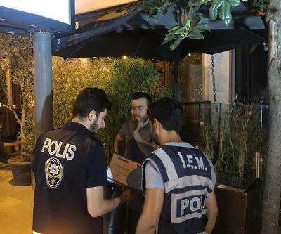 İstanbul'daki değnekçi operasyonu: 25 gözaltı