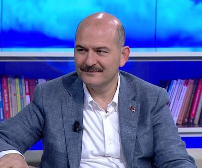 İçişleri Bakanı Süleyman Soylu CNN TÜRK'e konuk oluyor