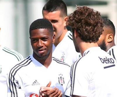 Beşiktaş'ta Diaby ilk kez antrenmanda