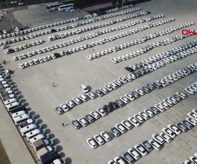 İBB'deki kiralık araçlar
