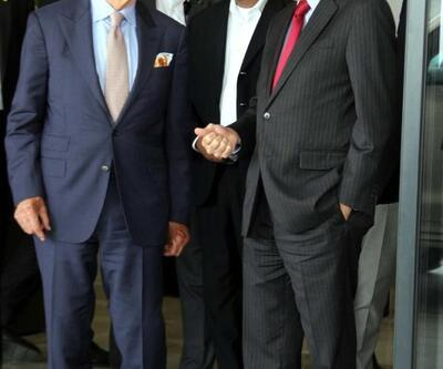 ABD Ticaret Bakanı Wilbur Ross İstanbul'da