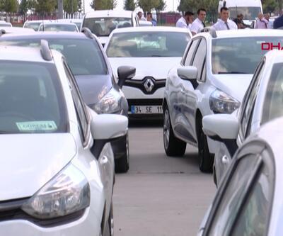 Yenikapı'daki araçlar siyasetin gündeminde