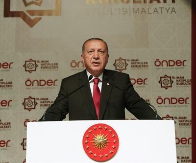 """Son dakika... Cumhurbaşkanı Erdoğan'dan sert tepki: """"Çünkü bunlar ikiyüzlü"""""""