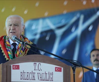 MHP lideri Bahçeli'den terör mesajı