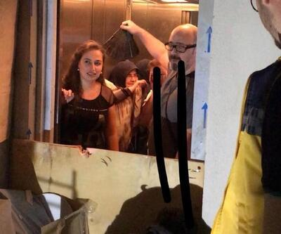 Düğünde, asansörde kalan 6 kişiyi itfaiye kurtardı