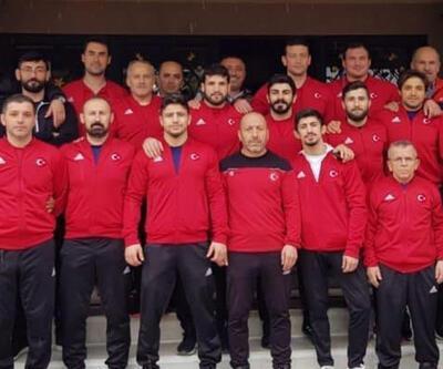 Grekoromen Güreş Milli Takımı Kazakistan yolcusu