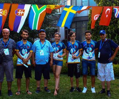 YOTA 2019'da Türkiye'yi temsil edecek ekip etkinliğini tamamladı