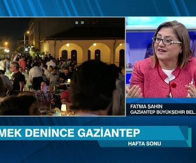 Fatma Şahin: GastroAntep'e bilet bitti bitecek