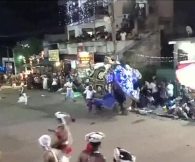 Sri Lanka'daki festivalde 17 kişi yaralandı
