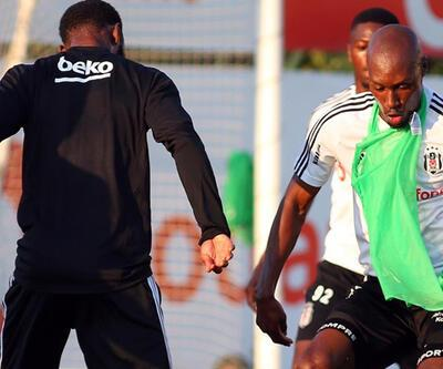 Beşiktaş'ta Atiba Hutchinson geri döndü