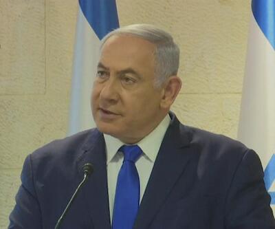 Netanyahu'dan İran'a yaptırım çağrısı