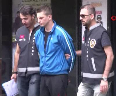 Milli kick bokscu tutuklandı