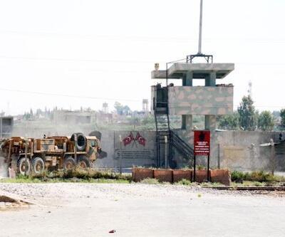 Türk ve ABD askerlerinden sınırda inceleme