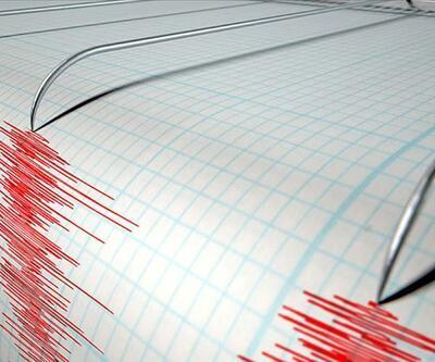 Komşu'da deprem!