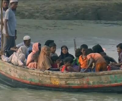 Arakanlı Müslümanlara zulüm