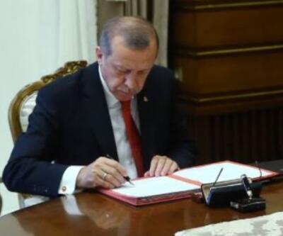 Cumhurbaşkanı kararları Resmi Gazete'de