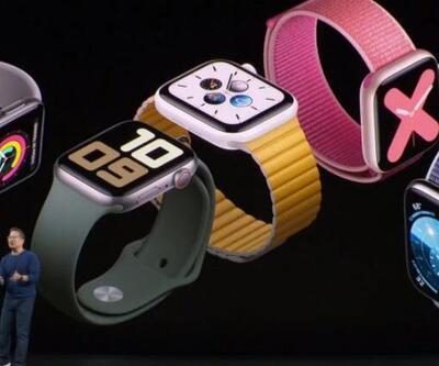 Apple Watch 5 tanıtıldı! İşte tüm özellikleri