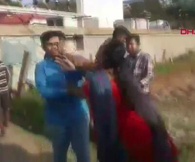 Üçüncü kez evlenmek isteyen adamı eşleri dövdü