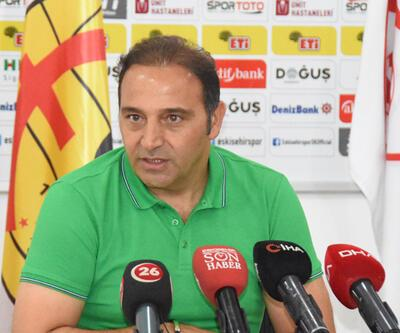Fuat Çapa Eskişehirspor'dan istifa etti
