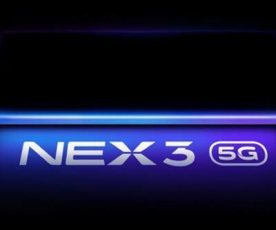 Vivo NEX 3 çerçevesiz bir tasarımla gelecek