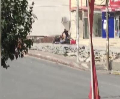 Son dakika: Avcılar'da silahlı çatışma; o anlar kamerada