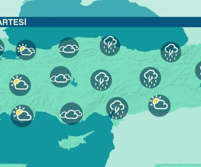 Hava durumu 16 Eylül: Meteoroloji saat verdi, yağmur geliyor!