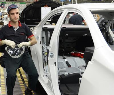 Otomotiv üretimi ilk 8 ayda yüzde 11 azaldı