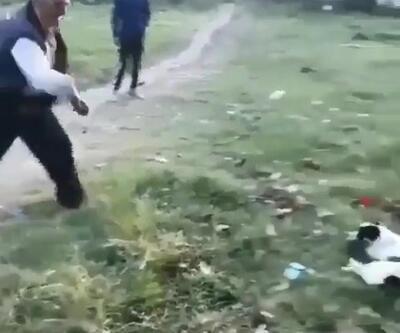 Tepki çeken görüntü sonrası polis harekete geçti