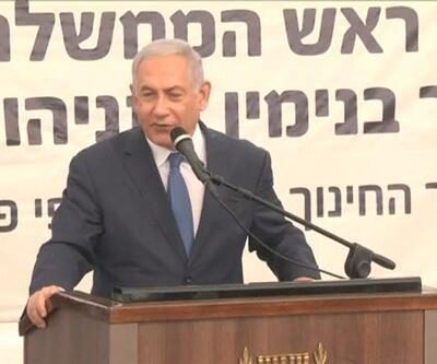 Netanyahu'dan yeni ilhak vaadi