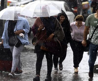 Son dakika... Meteoroloji'den bu bölgelere sağanak yağış uyarısı