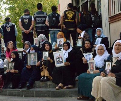 Diyarbakır'daki evlat nöbetine 5 İranlı aile de katıldı: Sayı 40'a yükseldi