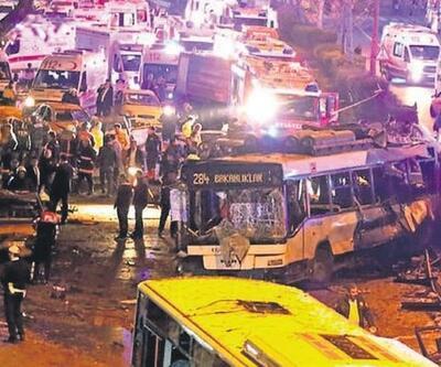 O teröristlerin 7'si öldürüldü