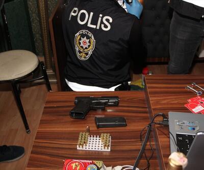 Malatya'da organize suç örgütüne operasyon! 13 zanlı gözaltında!