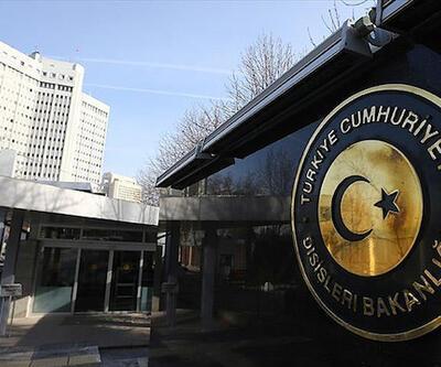 Son dakika... Türkiye'den Yunanistan'daki ırkçı saldırıya kınama