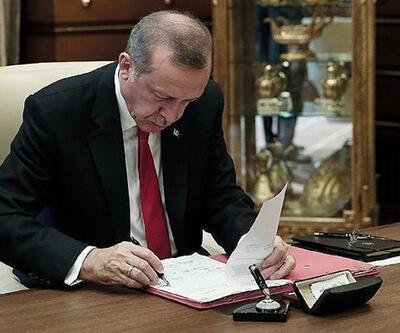 Cumhurbaşkanı kararları Resmi Gazete'de yayımlandı