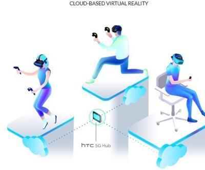HTC, VR tecrübesini akıllı telefonlara entegre edecek
