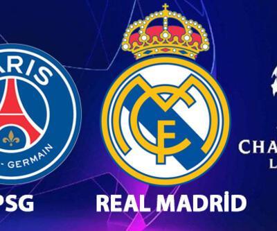 PSG Real Madrid Şampiyonlar Ligi maçı ne zaman, saat kaçta, hangi kanalda?