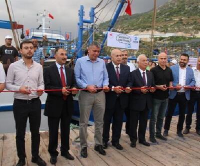 Samandağ'da su ürünleri av sezonu açıldı