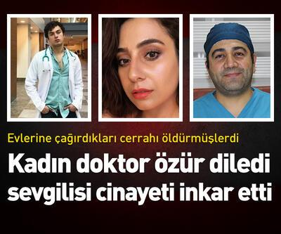 Doktorkatili tıp öğrencisi vedoktorsevgilisine müebbet