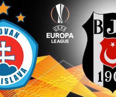 Slovan Bratislava Beşiktaş UEFA maçı hangi kanalda, ne zaman, saat kaçta?