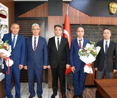 Adana Adliyesi'nden gazilere teşekkür belgesi