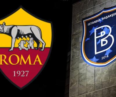 Roma Başakşehir CANLI YAYIN saati   Roma Başakşehir maçı hangi kanalda?