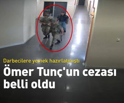 Ömer Tunç'un cezası belli oldu