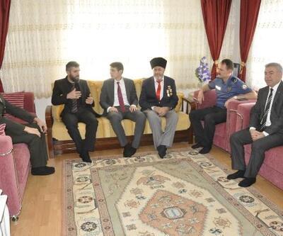 Gürün'de Gaziler Günü törenle kutlandı