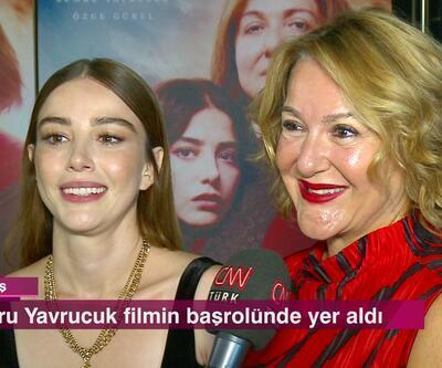 Annem filminin başrol oyuncuları Afiş'e konuk oldu